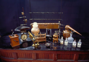 george_washington_carver-laboratory_equipment